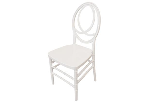 White Phoenix Chair