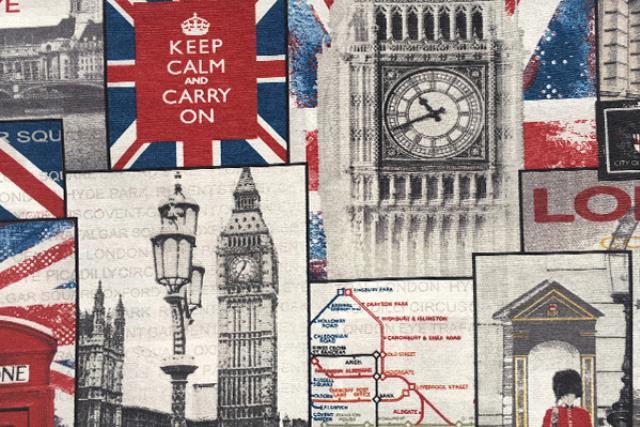 London Print Runner 120