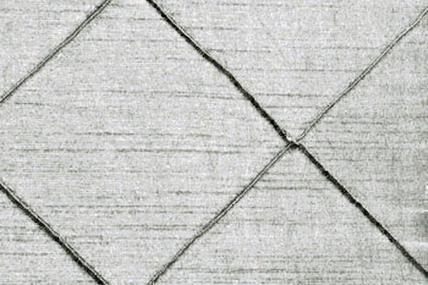 Silver Pintuck Nova Runner, 120